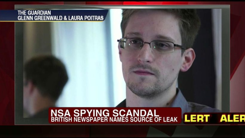 Top US intelligence official: Snowden should not be pardoned