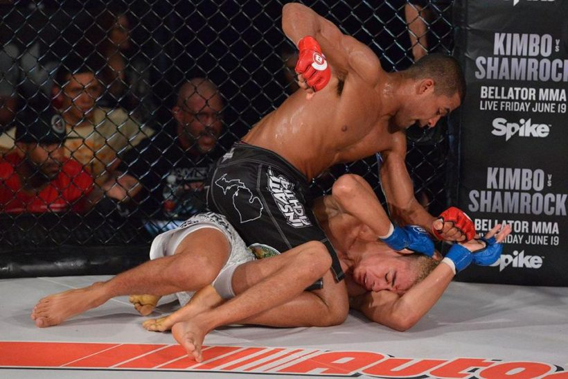 First case of CTE diagnosed in MMA fighter