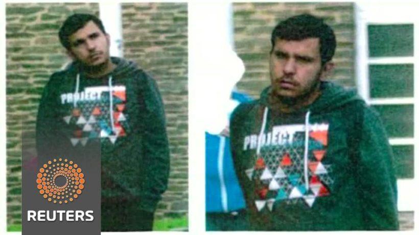 German police hunt refugee suspected of planning bomb attack