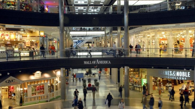 Mall of America to close for Thanksgiving