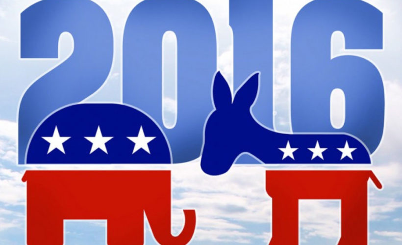 Comparison of party platforms highlights stark differences
