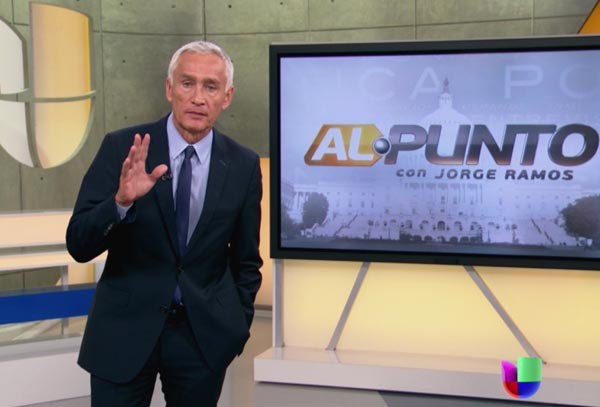 Univision's Jorge Ramos Reports on the real Castro