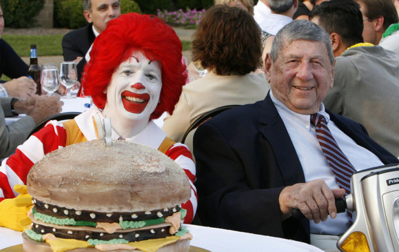 Creator of Big Mac dies at 98