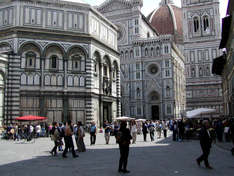 McDonalds sues the historic city of Florence