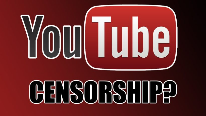 YouTube Censors Video on Censorship