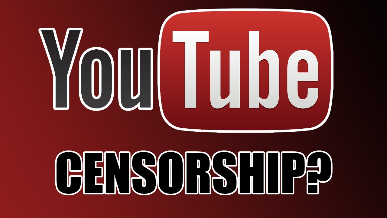 Image result for conservatives censored youtube