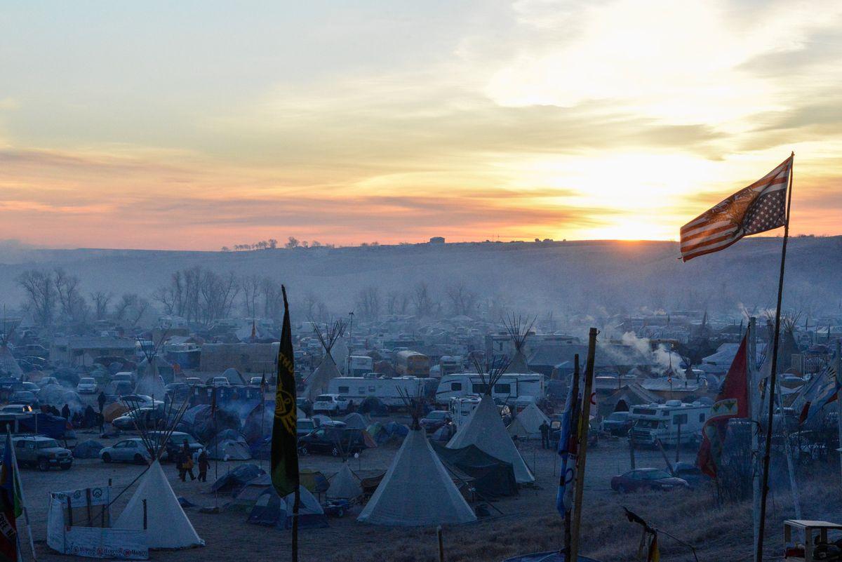 the dakota pipeline protests explained