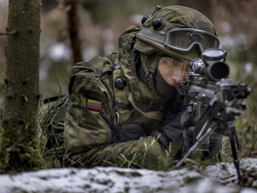 US to accelerate troop deployment to Baltics
