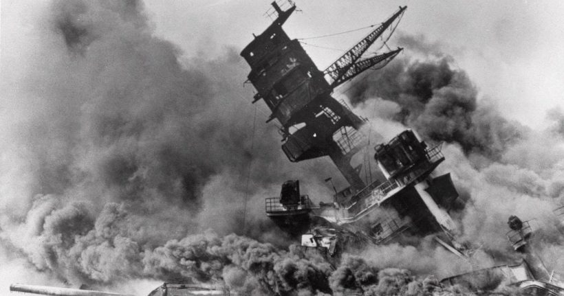 Pearl Harbor plus 75 years