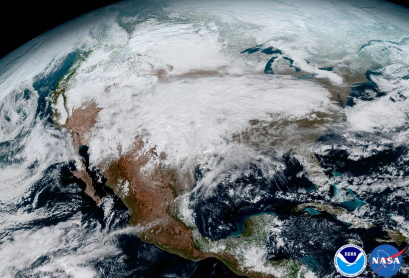 New high-res weather images from space
