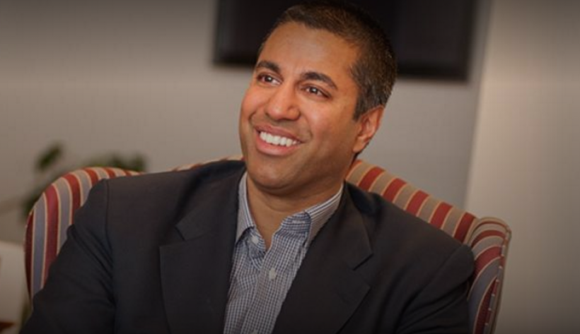 "Trump names ""net neutrality"" foe Ajit Pai to lead the FCC"