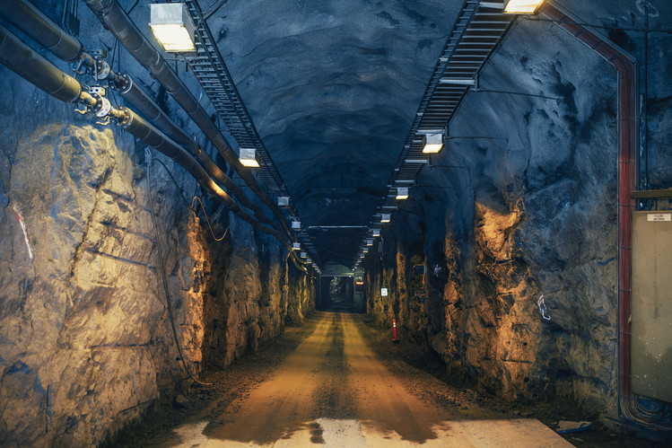 Finland storing nuclear waste 100 stories underground