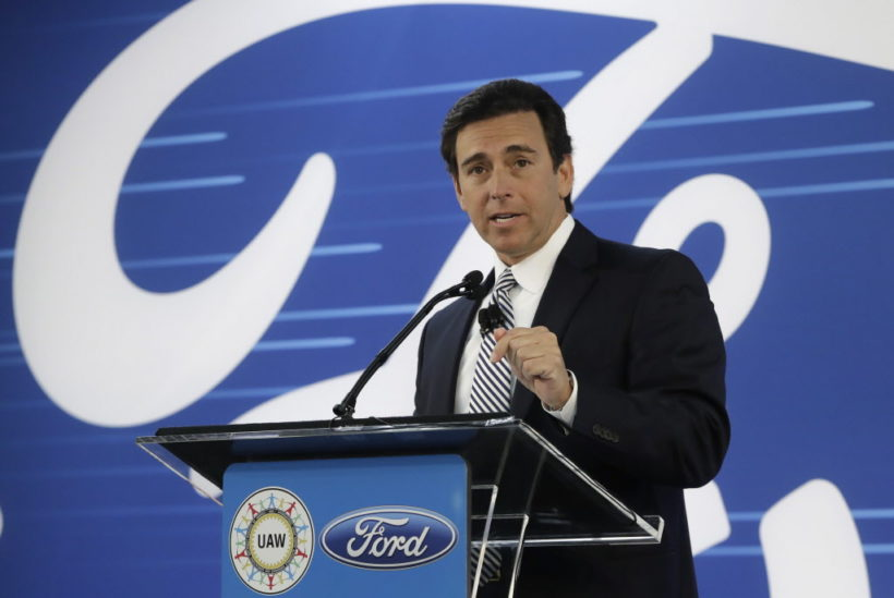 Ford cancels plans for new $1.6B plant in Mexico