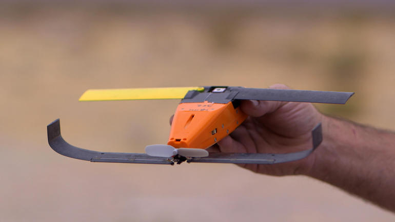 Pentagon Successfully Tests Worlds Largest Micro Drone Swarm