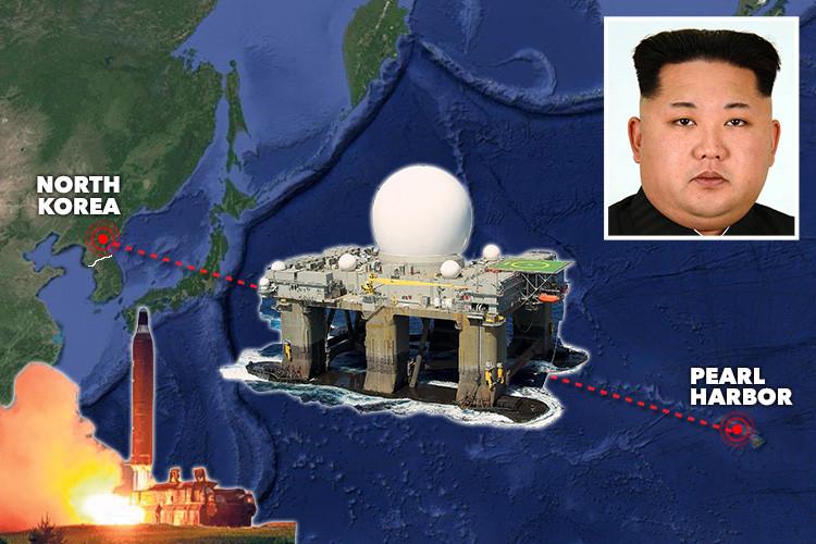 U.S. Deploys Radar to Monitor N. Korean Missile