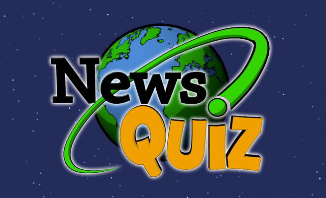 News quiz for week ending 3/15/19