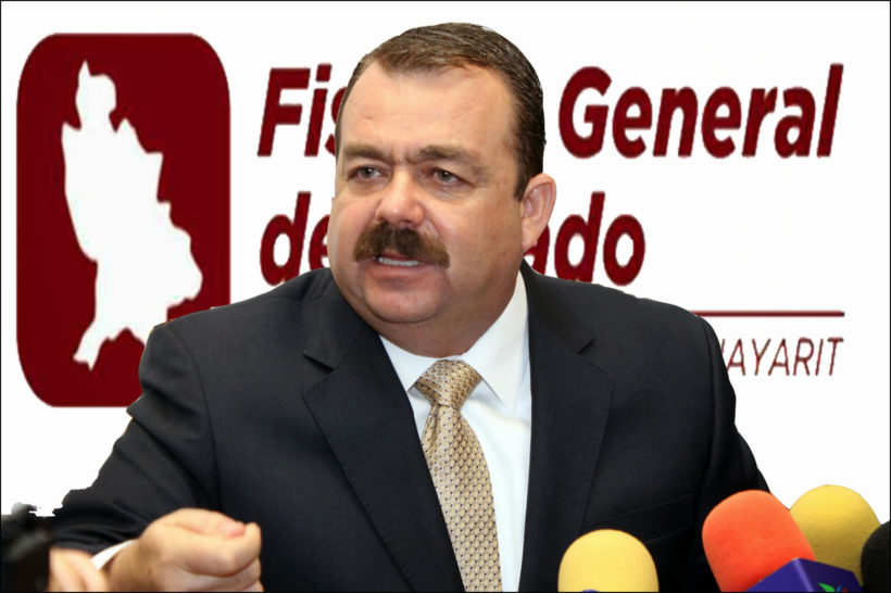 Mexican state attorney general arrested in U.S. for drug trafficking