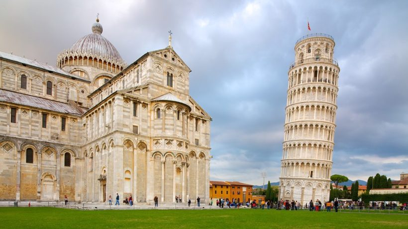 Leaning Tower of Pisa is getting a Ferris wheel