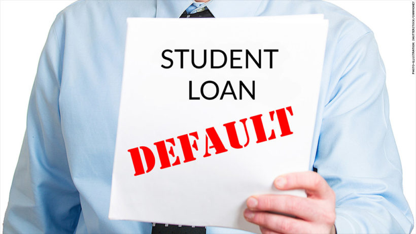 More than 1.1 million borrowers defaulted on their federal student loans last year