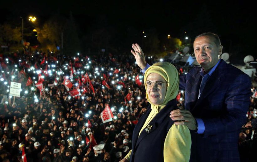 Referendum gives Turkey's president far more power