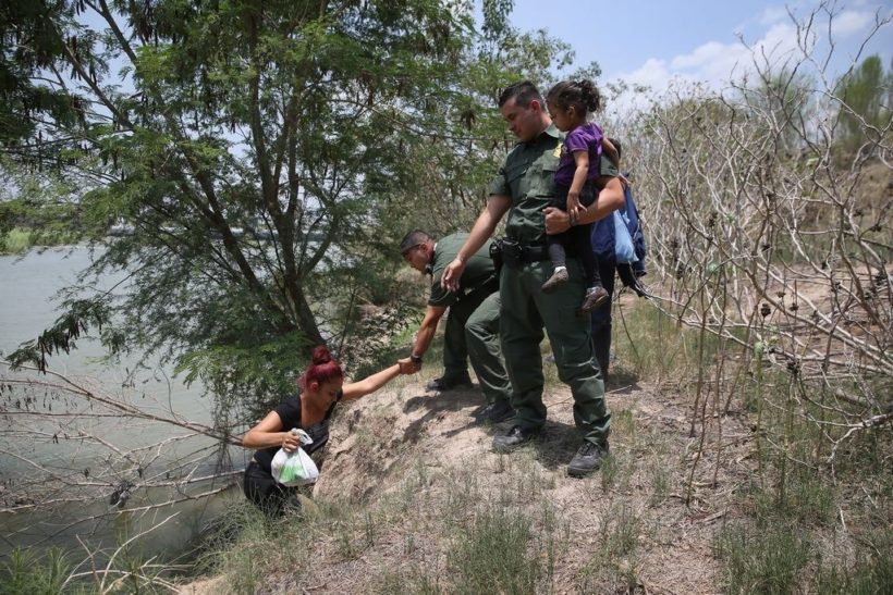 New Trump policy deterring illegal migrants