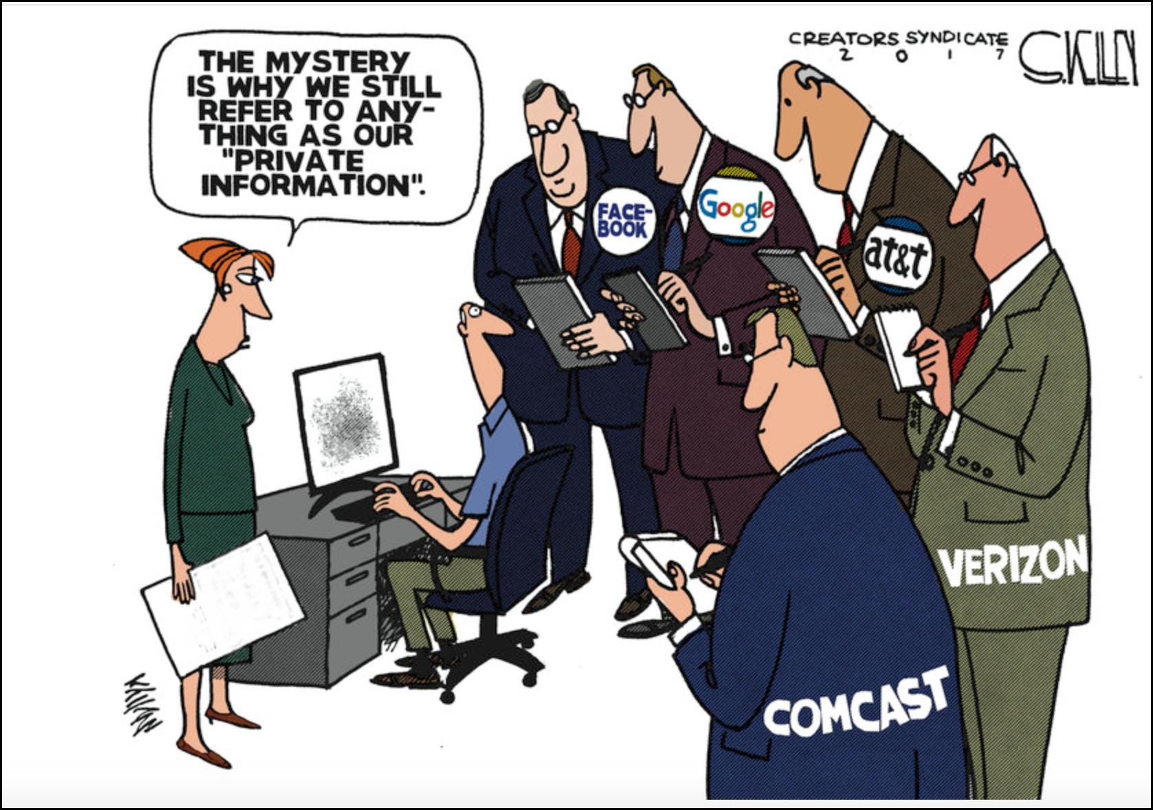 Compare Internet Providers >> Private Information