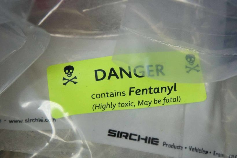 Police officer accidentally overdoses on fentanyl after making drug arrest