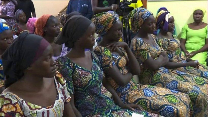 Nigeria: Boko Haram militants release 82 schoolgirls in exchange for prisoners