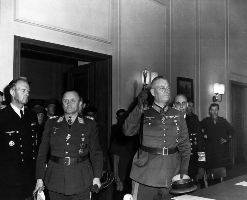 Nazi Germany surrendered 72 years ago; remembering VE Day