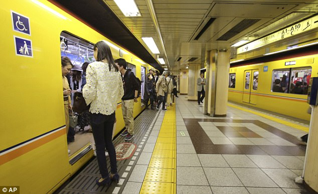 Japan: Tokyo's subways shut down briefly after North Korean missile test