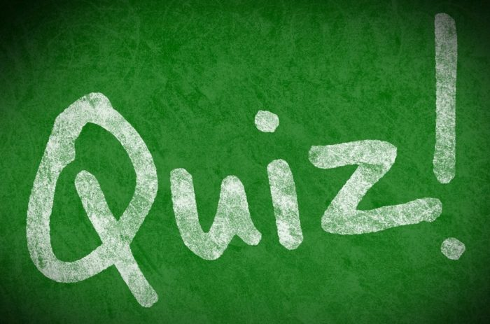 News quiz for week ending 1/17/20
