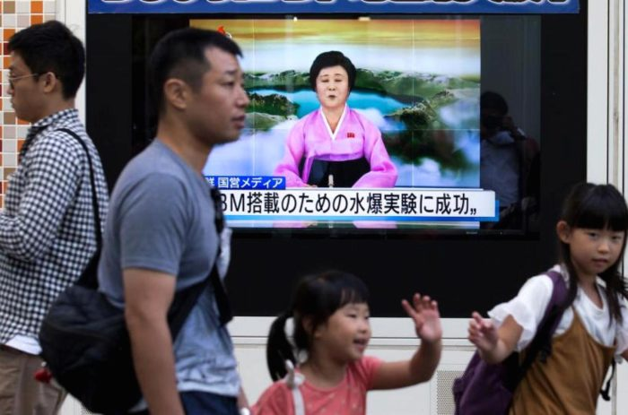 Japan planning possible mass evacuation of citizens from South Korea
