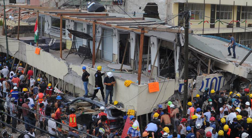 Mexico: recovery efforts are not over