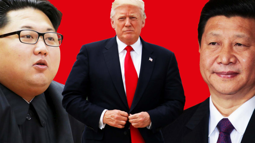 China orders shutdown of businesses with North Korea