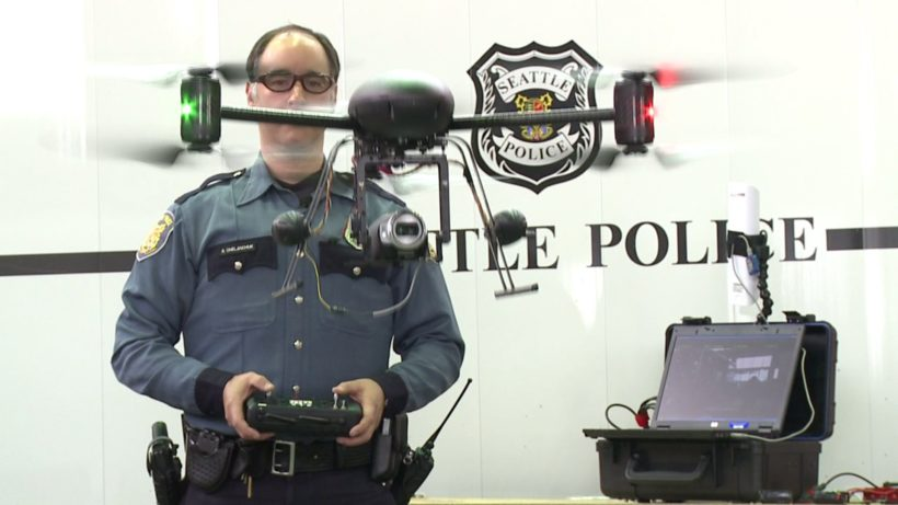 LAPD Board Approves Controversial Drone Program