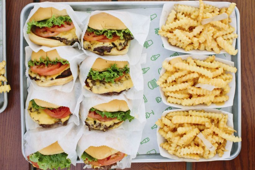 Shake Shack location in NYC nixes human servers, goes cashless