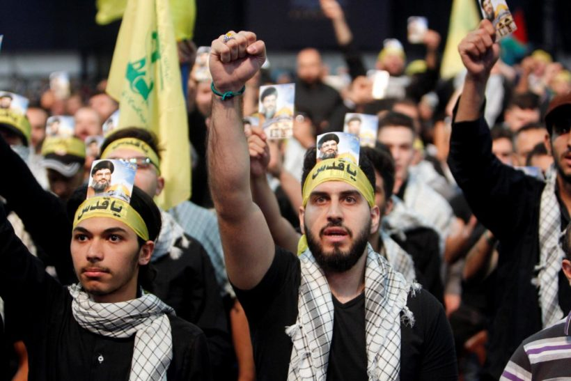 U.S. Issues $12 Million Bounties for Two Hezbollah Leaders Plotting Attacks in America