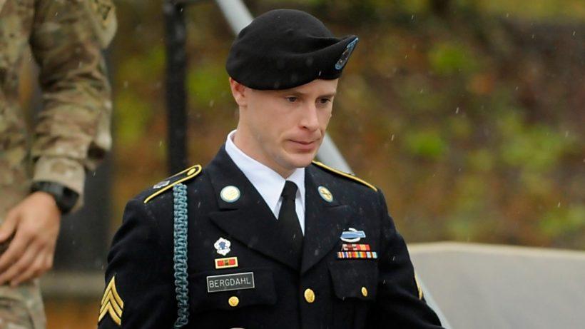 US deserter Bowe Bergdahl spared prison time