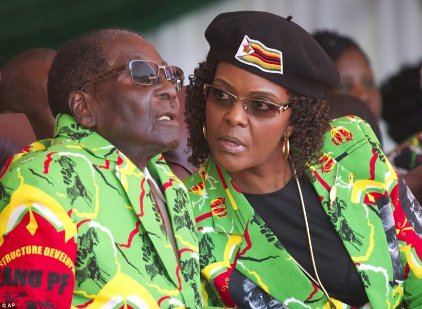 Tuesday's World #1 – ZIMBABWE: Mugabe forced to resign after 40 year rule