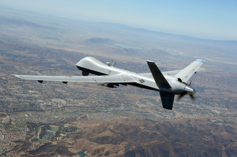 Tuesday's World #1 – NIGER: asks U.S. to begin using armed drones