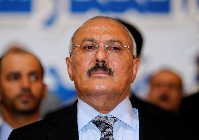 Tuesday's World #3 – YEMEN: Former-president Saleh shot dead after switching sides in civil war