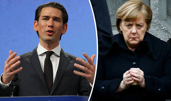 "Tuesday's World #2: AUSTRIA'S Chancellor calls for ""safe zones"" to address migrant crisis"