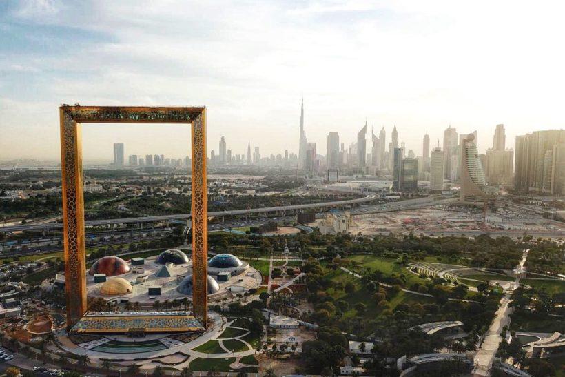 Tuesday's World #3 – DUBAI