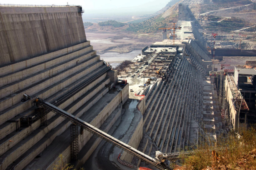 World #3 – Egypt, Ethiopia, Sudan meet in Washington for Grand Ethiopian Dam agreement