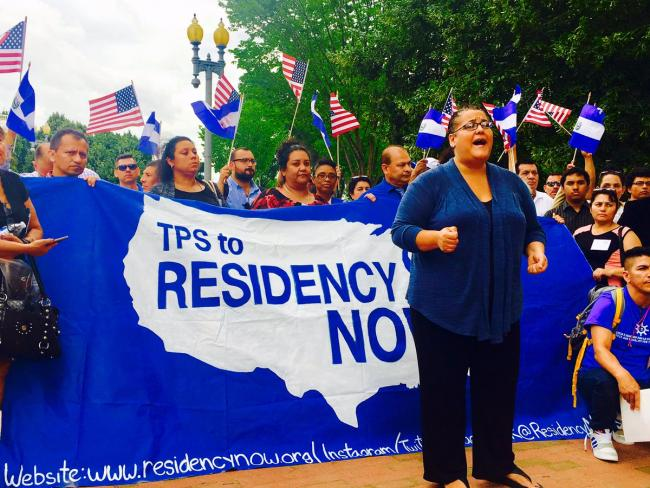 Tuesday's World #1 – EL SALVADOR: Trump to end Temporary Protected Status
