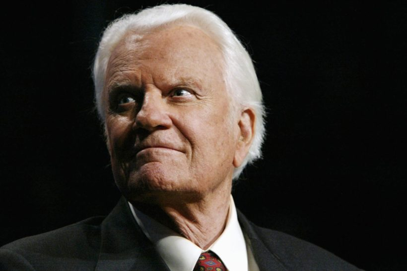Billy Graham's 'unwavering message' was heard around the world