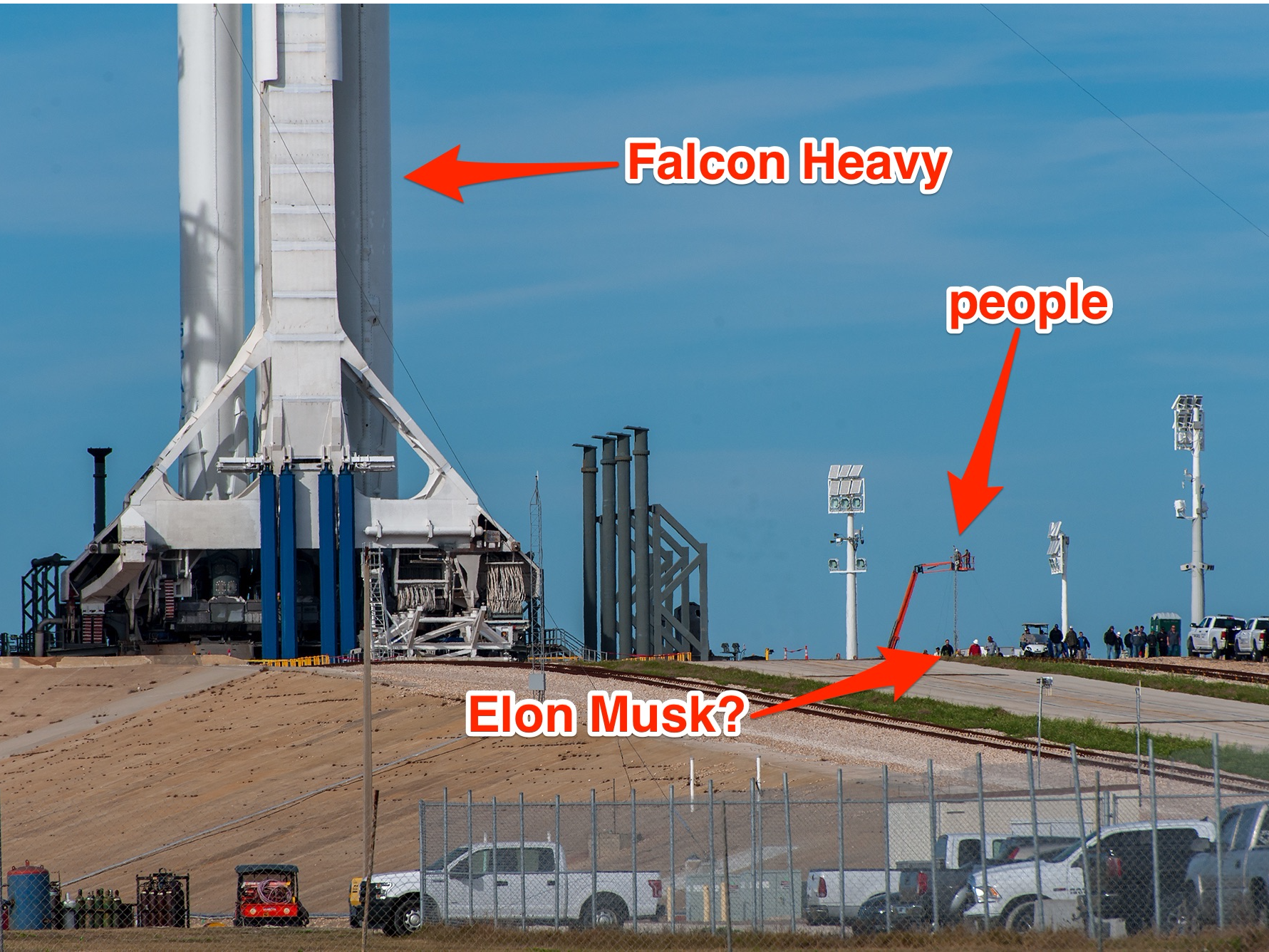 Spacex Launches The World S Most Powerful Rocket