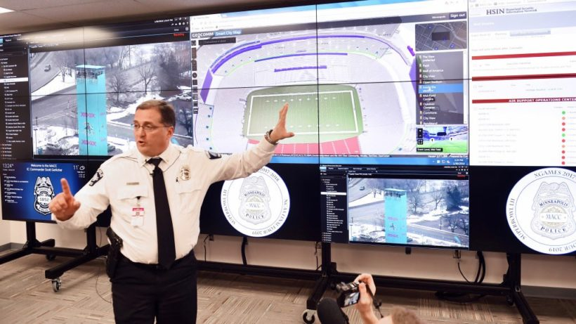 Super Bowl security team 'ready for anything'