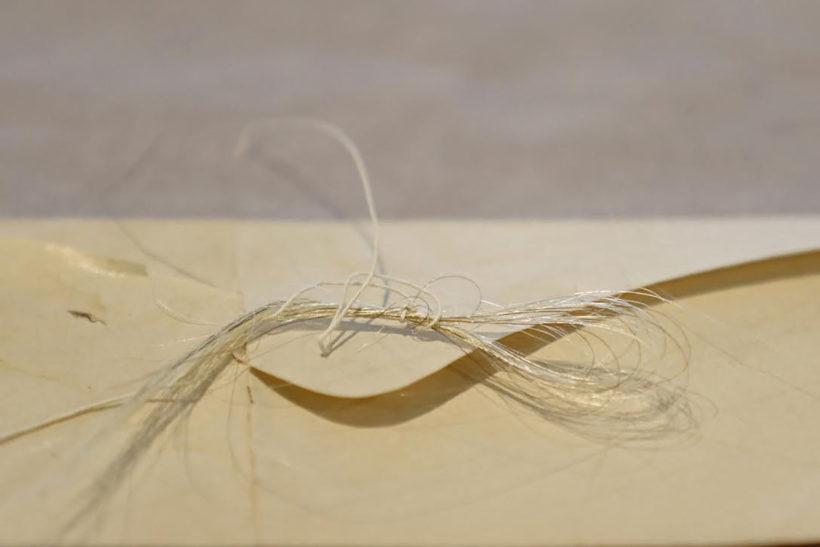 Lock of Washington's Hair Found in 18th-Century Almanac