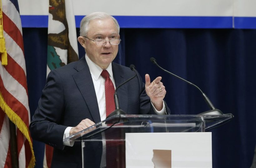 Sessions to California: 'There is no secession'